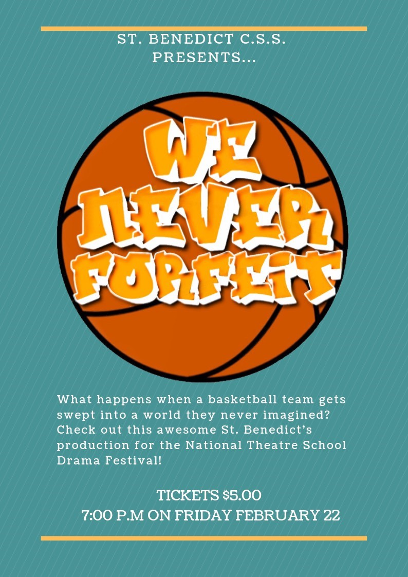 We Never Forfeit poster