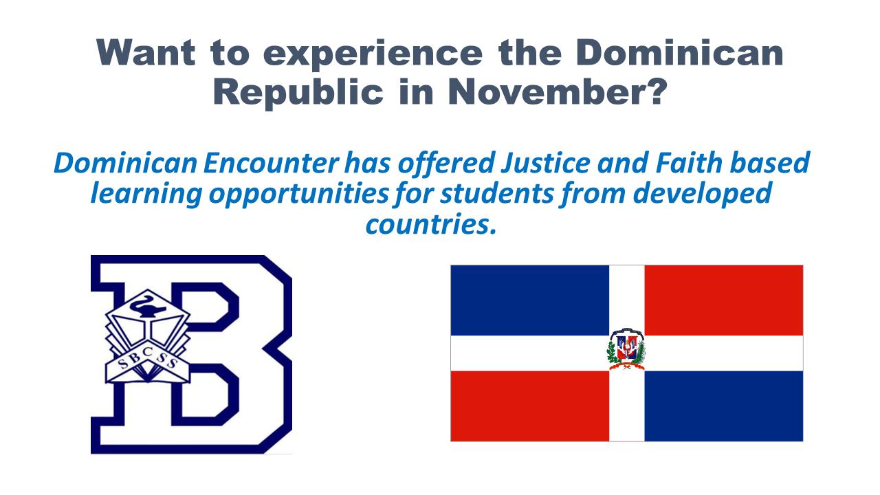 Dominican Encounter