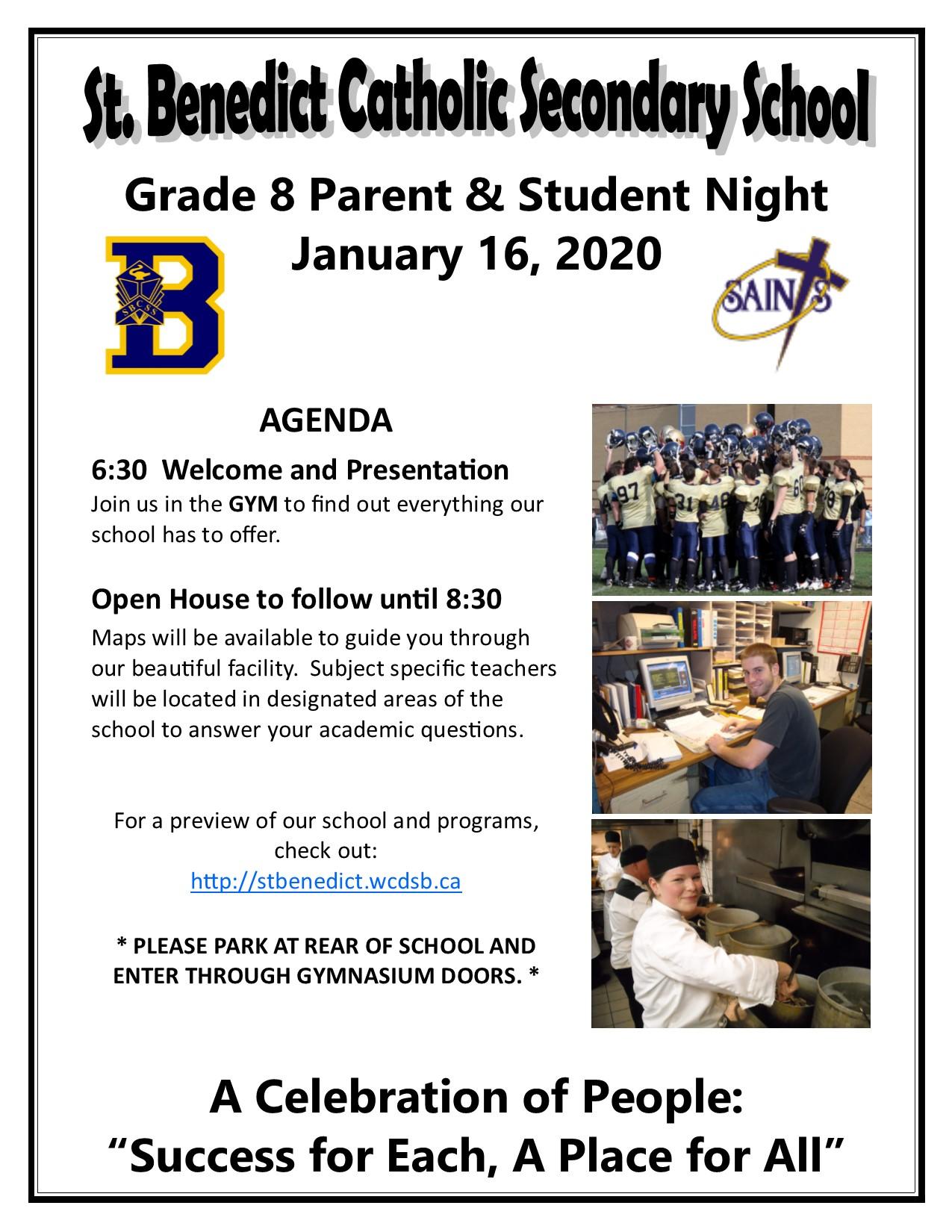 Invite gr8 night 2020